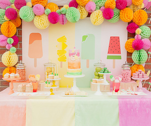 party and sweet image