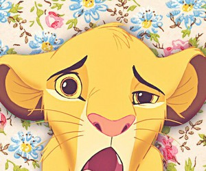 wallpaper, simba, and disney image