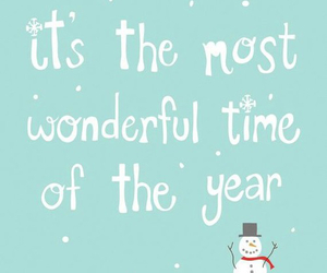 christmas, quote, and time image