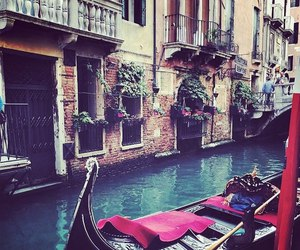 beautiful places, venice, and природа image