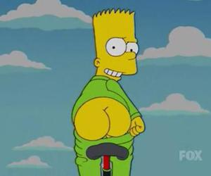 fun, hipster, and the simpsons image
