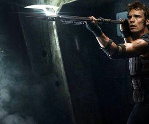 finnick, mockingjay, and the hunger games image