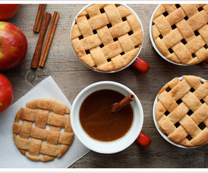 Apple Pie, coffee, and food image