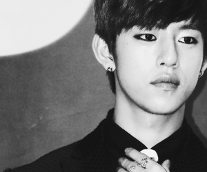 vocal, b.a.p, and daehyun image