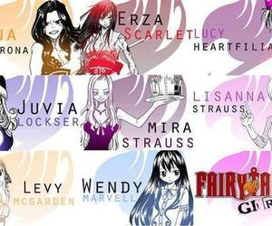 Lucy, wendy, and cana image