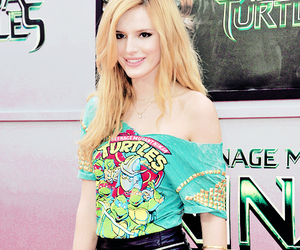premiere, bella thorne, and style image