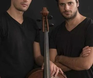 cello, handsome, and Hot image