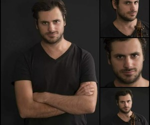handsome, stjepan hauser, and cello image