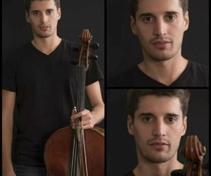 Hot, cello, and photoshoot image