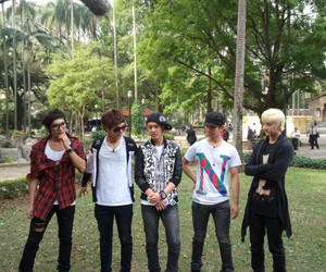 mblaq and mblaq in brazil image