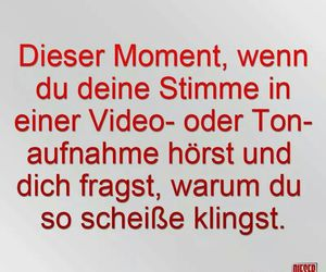 lustig, video, and dieser moment image