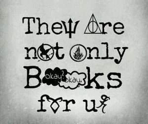 book, harry potter, and percy jackson image