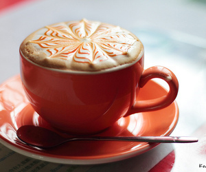 cafe, creme, and delicious image