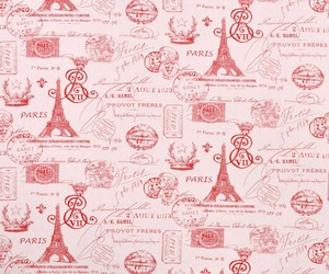 covers, paris, and pink image