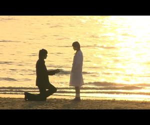 beach, beautiful, and Boys Over Flowers image
