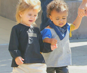 north west, OMG, and penelope disick image