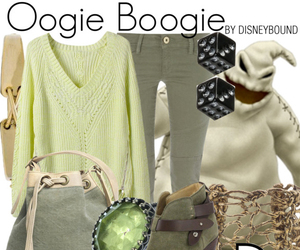 disney and oogie boogie image