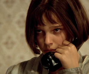 cry, film, and leon the professional image
