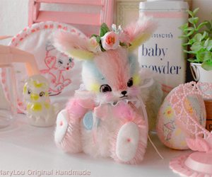 bunny, sweet, and japanese image