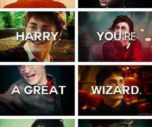 harry potter and wizard image