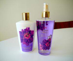 luxury, perfume, and pink image