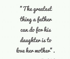 father, mother, and quote image