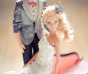 barbie, doll, and ken image