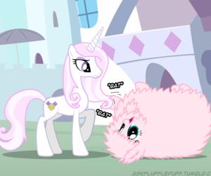 equestria, cute, and fluffle puff image