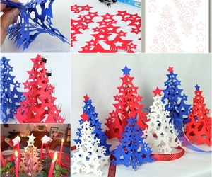 crafts, diy, and Paper Star image