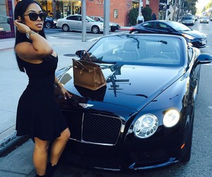 fashion, Bentley, and car image