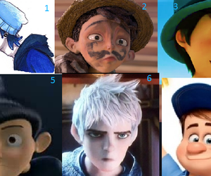 darwin, jack frost, and flapjack image