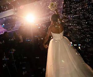 bride, groom, and detail image