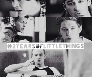 one direction, little things, and liam payne image