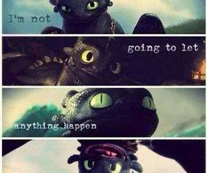 astrid, toothless, and hiccup image