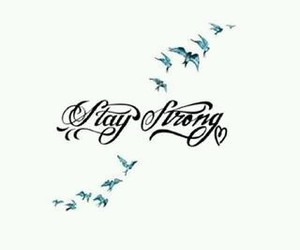 demi, warrior, and stay image