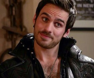 colin, hook, and once upon a time image