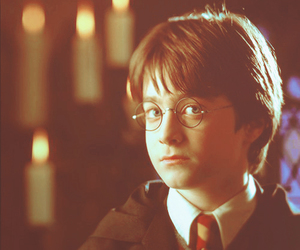 harry potter and cute image