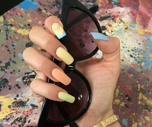 nails and sunglasses image