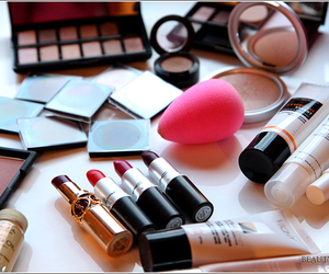 beauty and make up image