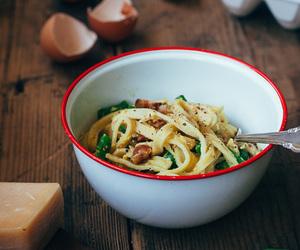 pasta and carbonara image