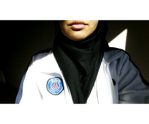 dz, hijab, and paris image