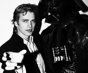 star wars, darth vader, and Anakin Skywalker image