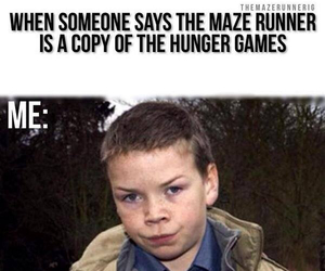 me, maze runner, and teenager post image