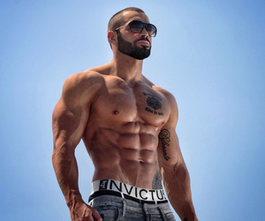 fit, lazar angelov, and Hot image