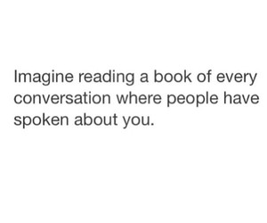 book, conversation, and imagine image