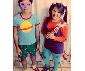 boyfriend, chuckie finster, and costume image