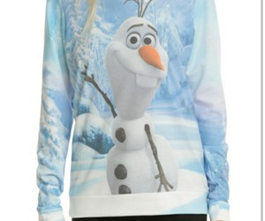 disney, frozen, and sweater image