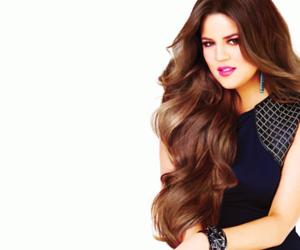 kardashian, fashion, and khloe kardashian image