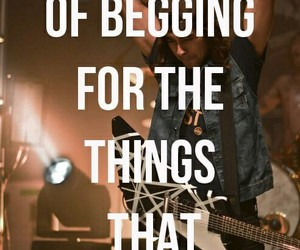 king for a day, pierce the veil, and Lyrics image