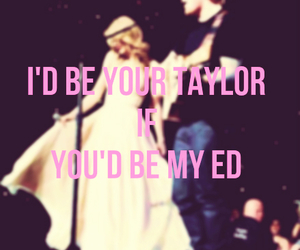 ship, Taylor Swift, and ed sheeran image
